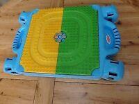 2 thomas lego or block folding table £20each