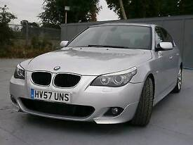 BMW 520d MSport Full Leather Excellent Condition inside&out