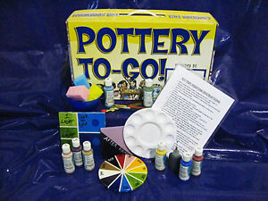 Business Opportunity Paint Your Own Pottery