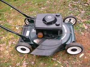 mower and parts (cheap)
