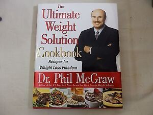 REDUCED PRICE: Weight Loss? Dr Phil's COOKBOOK