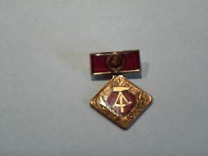 Vintage East German Medal