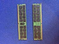 32GB CRUCIAL CT16G4RFD4213 - 2 X16GB DDR4-2133 RDIMM 288PIN