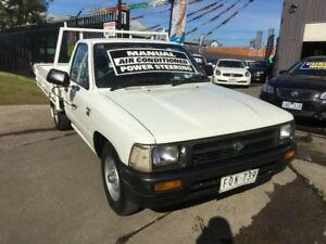 1994 Toyota Hilux RN85R 5 Speed Manual Cab Chassis Brooklyn Brimbank Area Preview