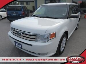 2011 Ford Flex POWER EQUIPPED SE EDITION 6 PASSENGER 3.5L - V6 E