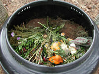 Wanted: For Compost, any organic wast, kitchen scrap, wood chip