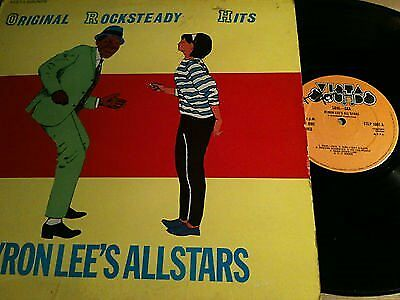 Byron Lee's Allstars ‎– Soul-Ska! - UK Vista Sounds original LP - Rock steady