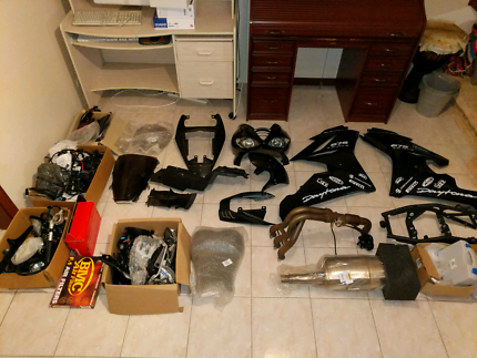 Triumph Daytona 675 bulk parts for a bargain! Need all gone asap