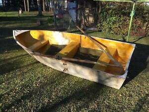 12ft dingy + oars and outboard Berkeley Vale Wyong Area Preview
