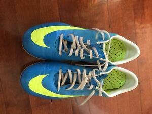 Mercurial Soccer Shoes -Size US 8.5-