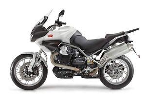 2017 Moto Guzzi Stelvio 1200 8V NXT ABS