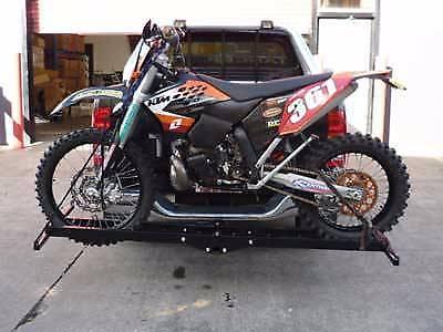 X-Tech Heavy Duty Motorcycle Carrier
