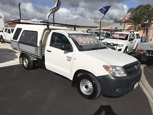 2006 Hilux 2wd Petrol Mount Gambier Grant Area Preview