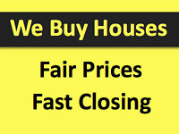 We buy your house in a quick, discrete fashion