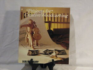 Creative Woodworking - Instructional Book