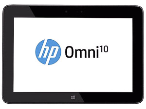 Tablette HP Omni