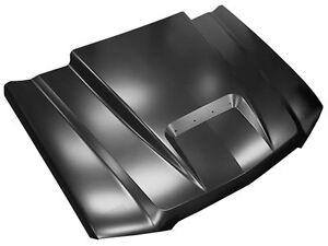 2003-2005 CHEVROLET SILVERADO STEEL RAM AIR HOOD 300-4003-3 AMD 03-05