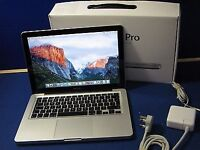 Apple MacBook Pro 13.3 2.3GHz Intel i5 500GB 4GB 2011 Laptop for swaps