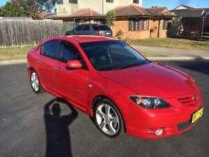2004 Mazda 3 SP23 Oakhurst Blacktown Area Preview