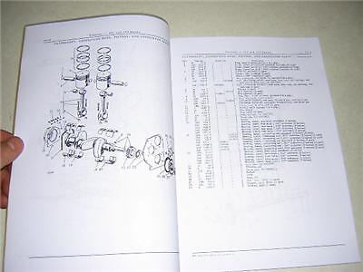 John Deere L Tractor Parts Catalog Manual