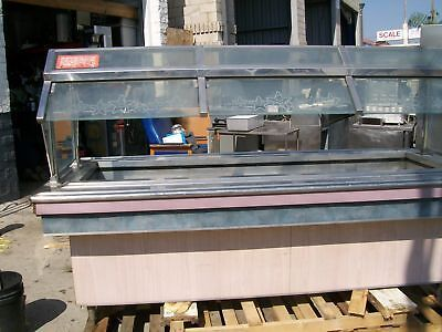SALAD BAR, REFRIGERATED, SELF CONTAINED, 115 VOLTS, MORE OPTIONS, 900 ITEMS EBAY