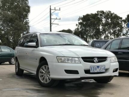 2006 Holden Commodore VZ MY06 Acclaim White 4 Speed Automatic Wagon Werribee Wyndham Area Preview