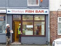 FISH & CHIP SHOP FOR SALE..!