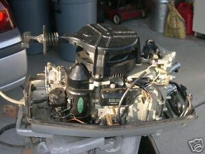 25hp Suziki Spirit outboard motor w/ electric starter West Island Greater Montréal image 6