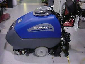 "Sweepers & Floor Scrubbers - Windsor (20"") Carpet Extractor"