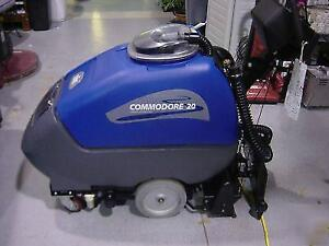 Sweepers & Floor Scrubbers - Windsor (20) Carpet Extractor