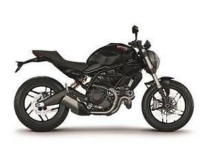 2018 Ducati Monster 797