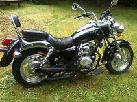 Pioneer toro 125cc