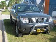 NUDGE BAR TO SUIT NISSAN NAVARA / PATHFINDER Harlaxton Toowoomba City Preview