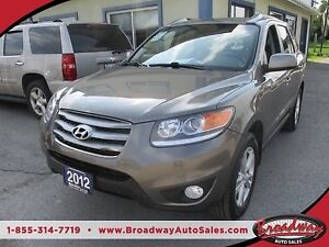 2012 Hyundai Santa Fe FUEL EFFICIENT LX EDITION 5 PASSENGER 2.4L