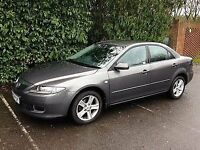 Mazda available for sale from Monday 23rd October...MOT until July 2018. Brand new battery