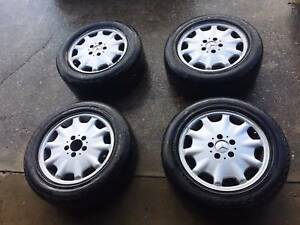 "Set of 4 x 16"" Tyres and Rims Ryde Ryde Area Preview"