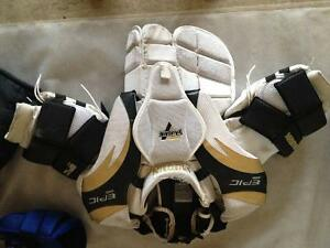 Hockey - Goalie gear for sale - Prices below