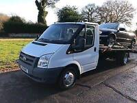 East London recovery and transport ,24 hours services jump start,best price paid for unwanted car,