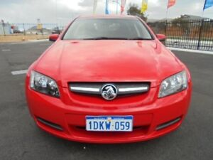 2010 Holden Commodore VE MY10 Omega Red 6 Speed Automatic Sportswagon