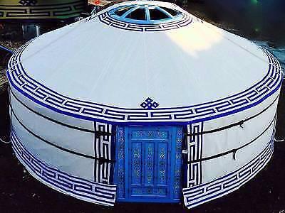 Genuine Mongolian Yurts