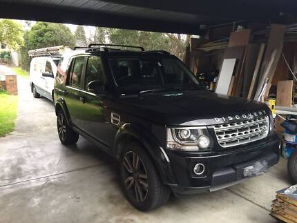 2016 Land Rover Discovery Wagon Brand New