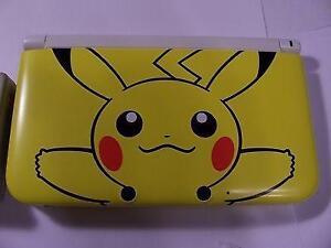 *****NINTENDO 3DS XL EDITION PIKACHU A VENDRE / PIKACHU EDITION NINTENDO 3DS XL FOR SALE*****