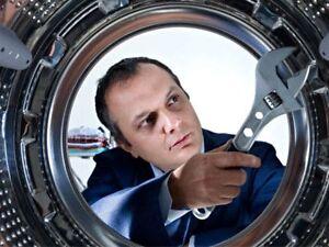 Réparation laveuse sécheuse.......514 473 1489