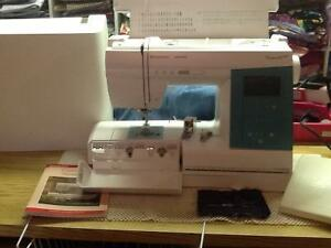 Emerald 183 sewing machine Kawartha Lakes Peterborough Area image 1