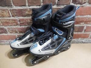 Patin a Roues Alignees Taille 8.5 ROLLERBLADE / Model ERASER SHOCK (i016364)