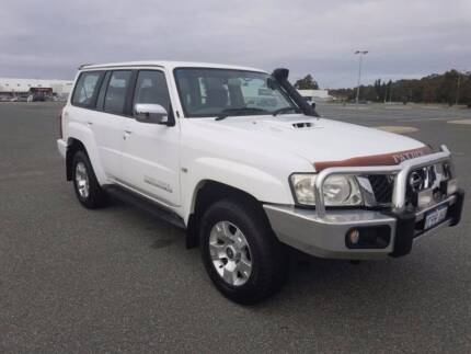 "2005 Nissan Patrol ST Auto 7 Seater Wagon ""LOW KMS"" *$112 perweek"