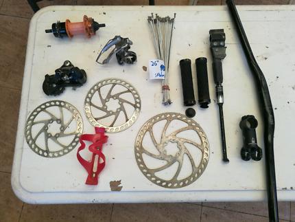 MTB parts Norco lapierre advanti