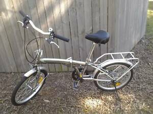 FOLDING BICYCLE Coorparoo Brisbane South East Preview