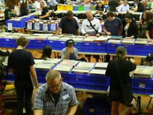 LP Records Vinyl on Sale Box Hill Record Fair this Sunday Aug 13