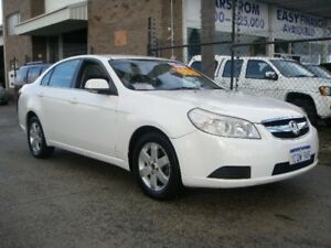 2007 Holden Epica EP MY08 CDX White 5 Speed Automatic Sedan Wangara Wanneroo Area Preview